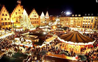 μέτρα ασφαλείας στις γερμανικές πόλεις ενόψει Πρωτοχρονιάς