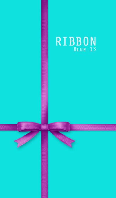 Ribbon/Blue13