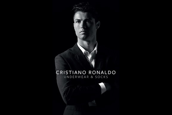Cristiano Ronaldo has entered the sophisticated world of clothes design