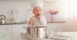 Bebekler İçin Ispanak Çorbası