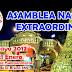 ASAMBLEA NACIONAL EXTRAORDINARIA 2017