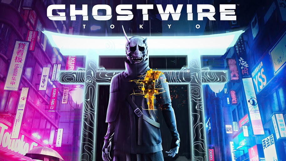 GhostWire, Tokyo, Game, Poster, 4K, #5.2097