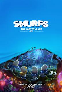 Smurfs: The Lost Village - Poster & Trailer