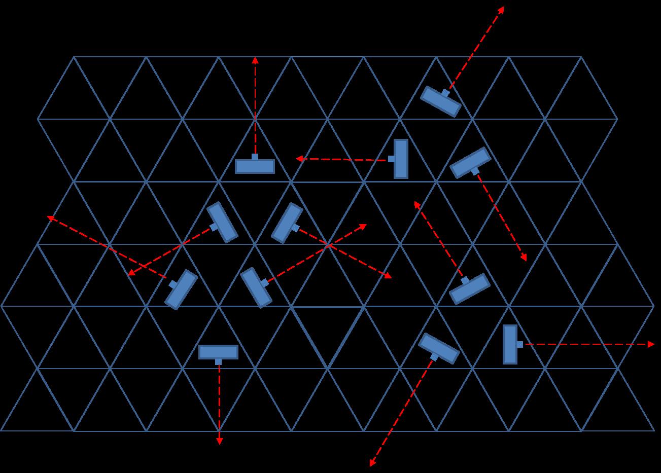 Wargaming Mechanics: Triangular Grids