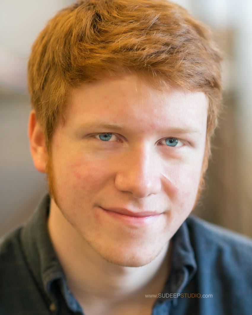 Professional Headshots Photographer Ann Arbor SudeepStudio.com
