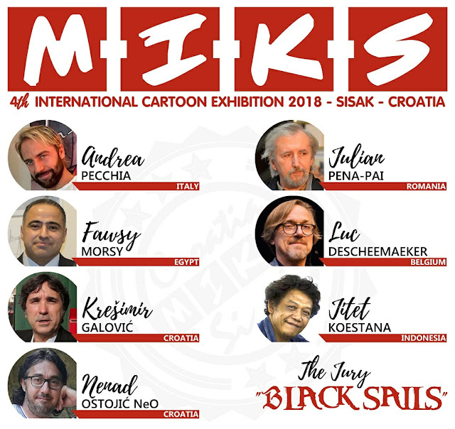 "The Jury of 4th MIKS ""Black Sails"" 2018"