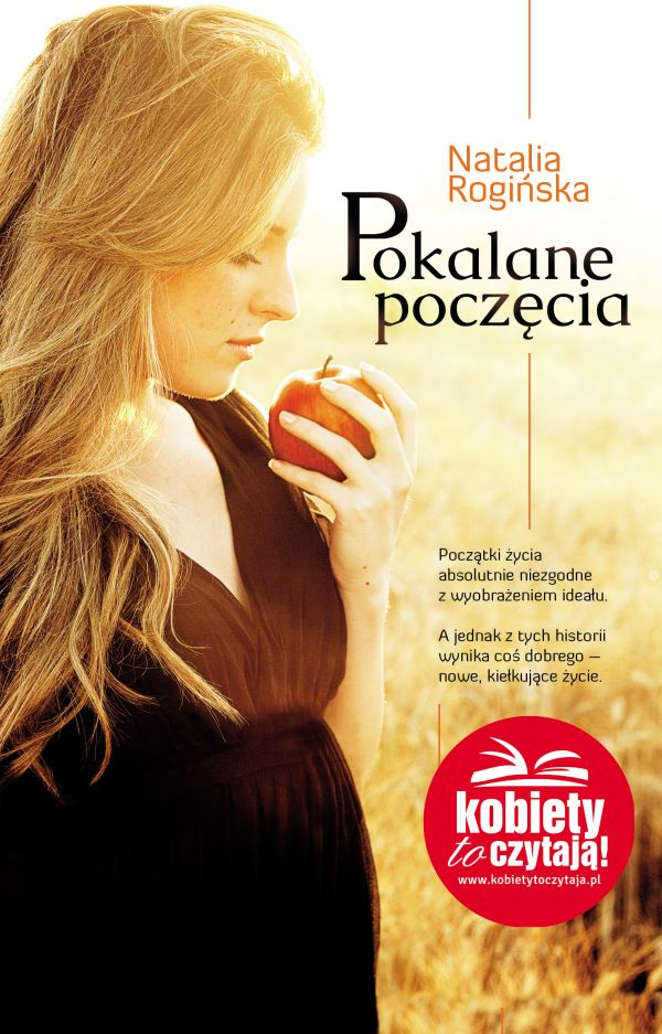 Pokalane poczęcia - Natalia Rogińska [PRZEDPREMIEROWO!]