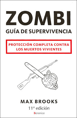 zombi guía de supervivencia de Max Brooks