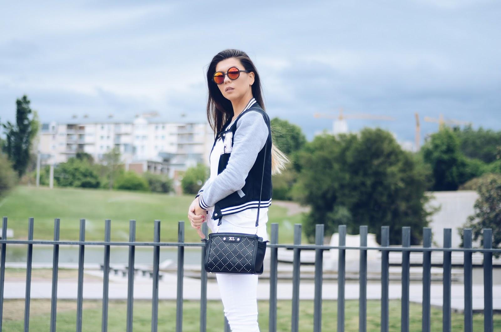 Total White | Cassandra Valdes