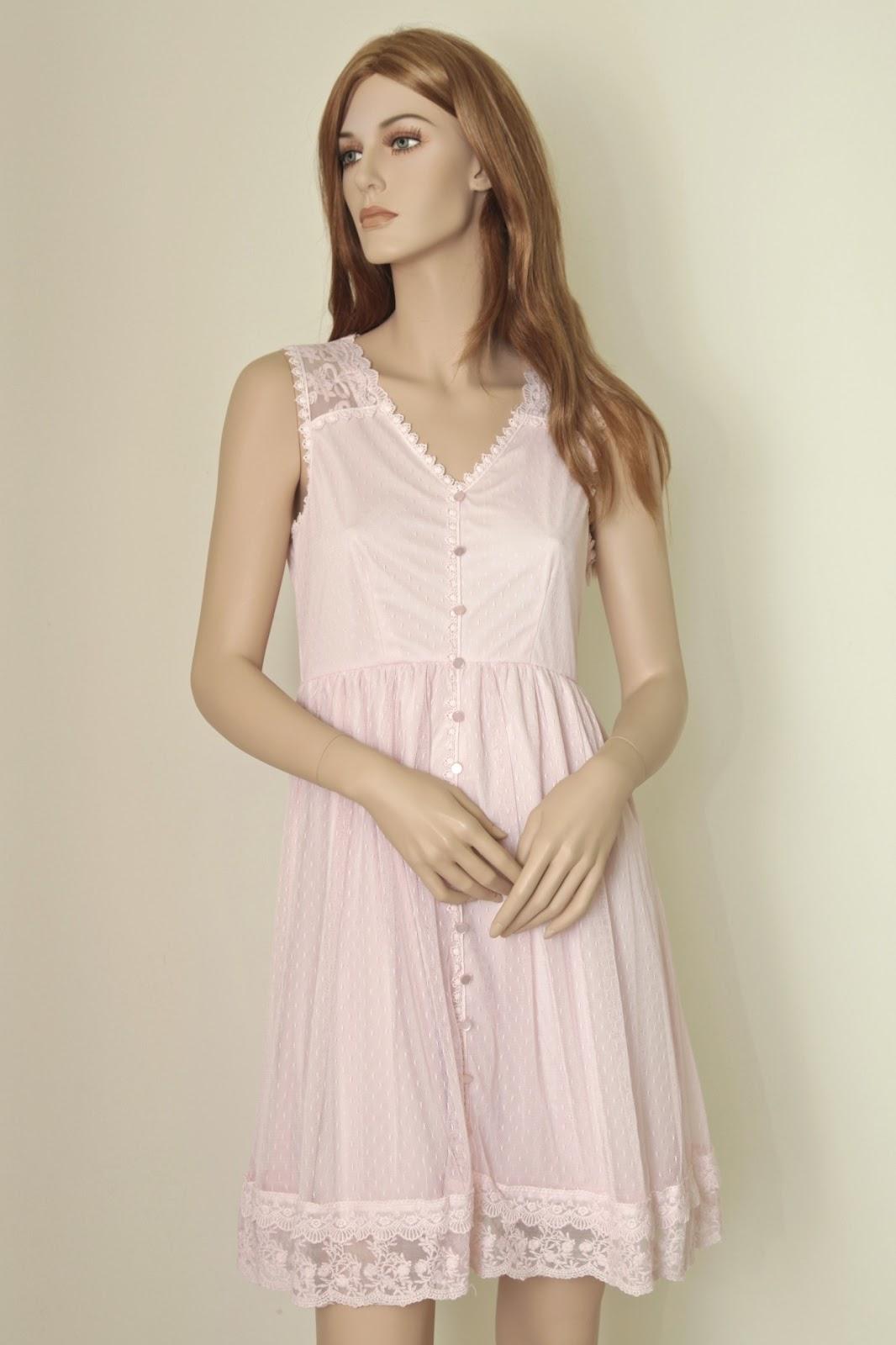 8a289e964af1 Printzess: Ardun Dress från VILA