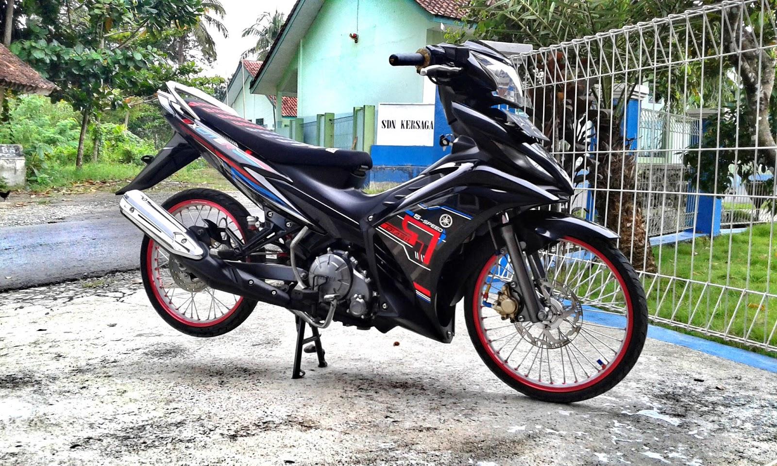 Download 93 Modifikasi Motor Jupiter Mx Thailand Terbaru Dan