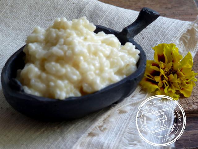 Sweet Rice Recipe - Food like Amma used to make it