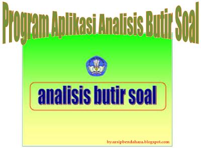 Aplikasi ABS - Analisis Butir Soal Excel - Terbaru   Aplikasi Guru