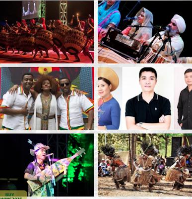 Rainforest World Music Festival 19