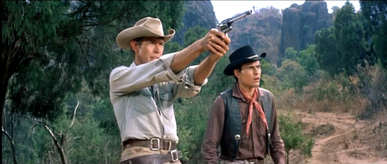 Image result for the magnificent seven 1960
