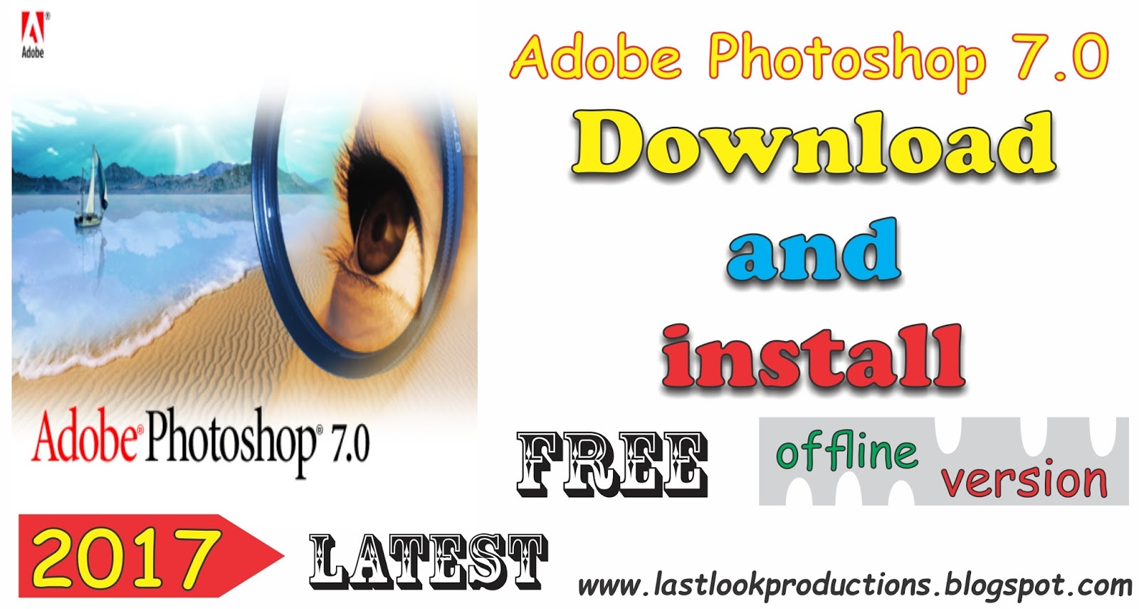 adobe photoshop 7 free download for pc