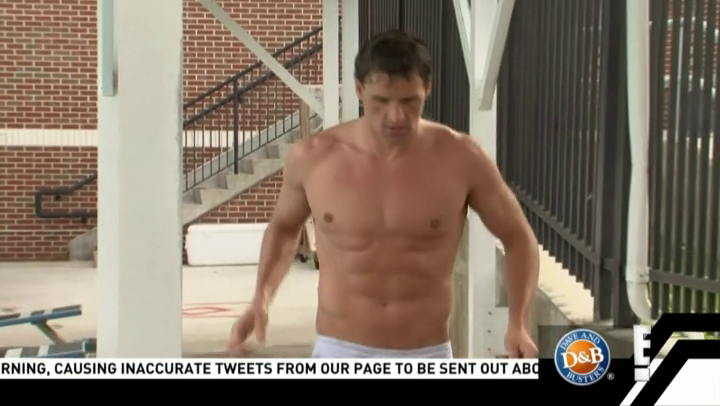 Coronation Street   Fit Males Shirtless & Naked