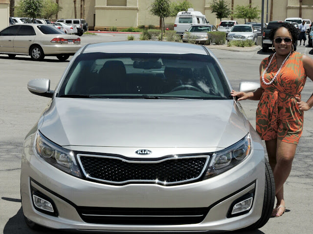 2015 Kia Optima SX Review  via  www.productreviewmom.com