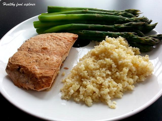 Dietetyczny i zdrowy obiad