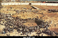 Penghancuran pemakaman baqi oleh sekte wahabi saudi