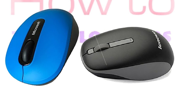 Which mouse will you choose? wireless or with cable;