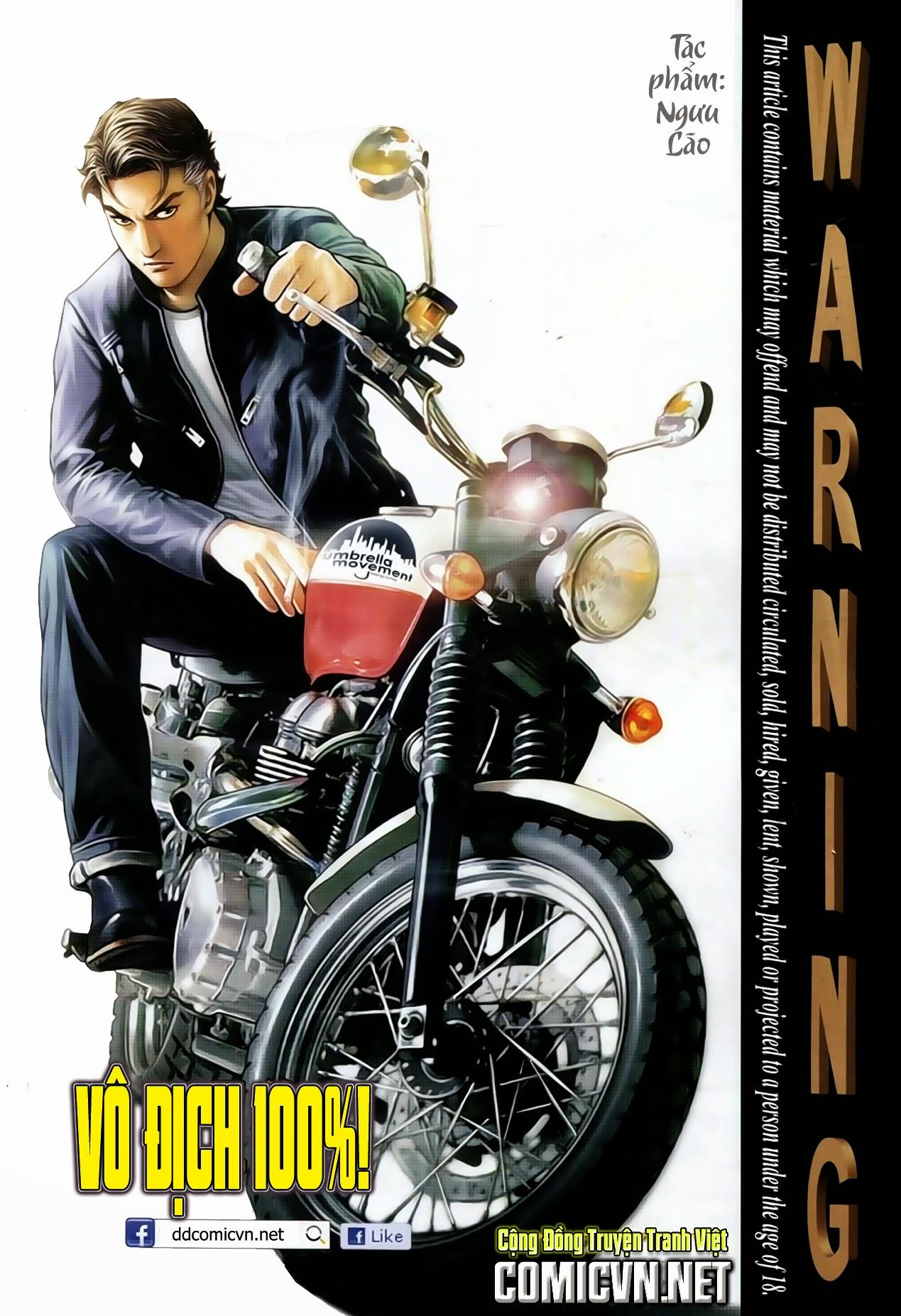 Người Trong Giang Hồ chapter 101: vô địch100% trang 1