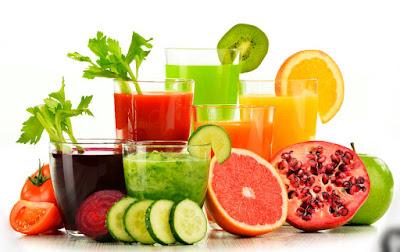 Licuados naturales energeticos de frutas para cansancio