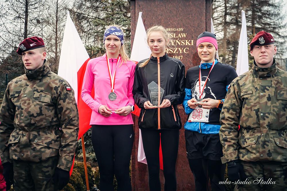podium running race