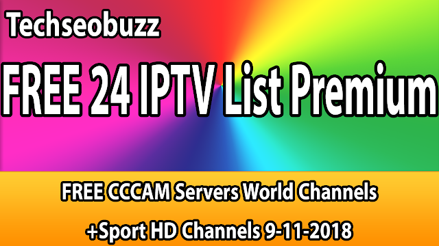 FREE CCCAM Servers World Channels +Sport HD Channels 9-11-2018