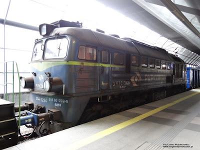 ST44, PKP Cargo