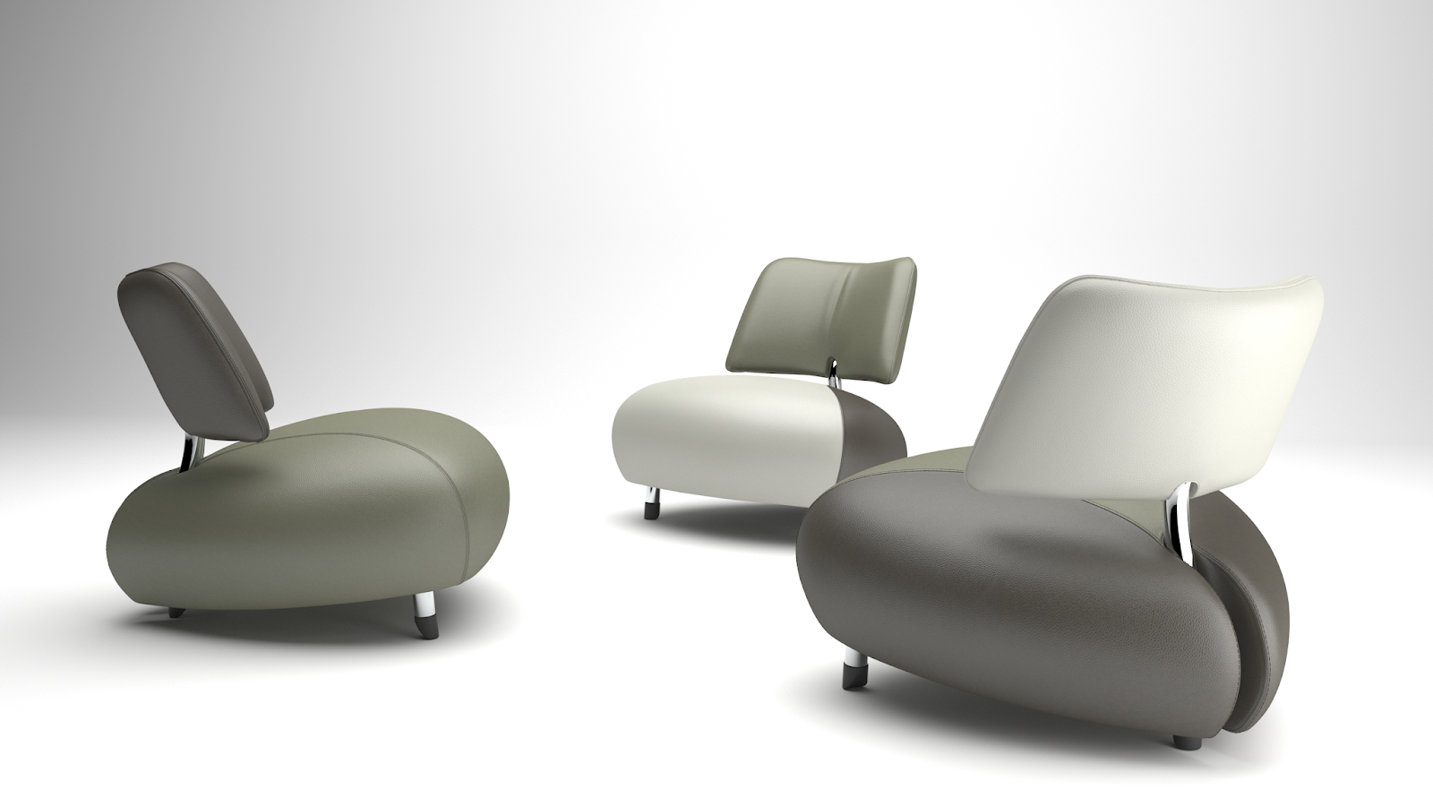 Leolux Sessel Pallone Leolux Pallone Excellent Pallone Lounge Chair By Roy De Sheemaker