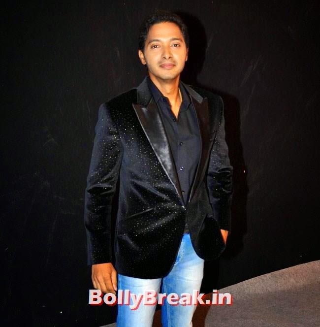 Shreyas Talpade, Star Parivaar Awards 2014 Red Carpet Pics