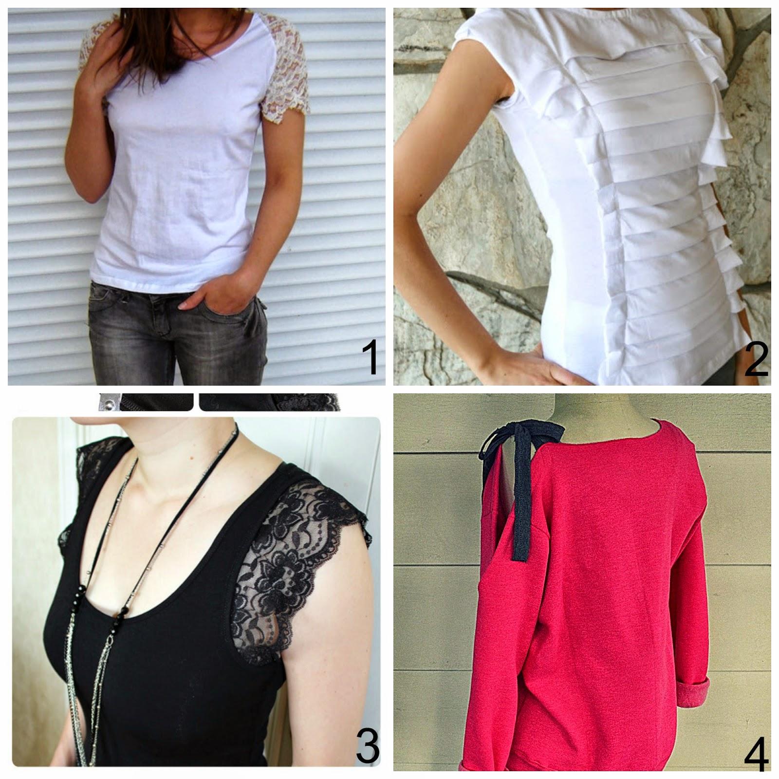 Ben noto Riciclo abbigliamento - Rifarsi il guardaroba a costo zero +60  HS89