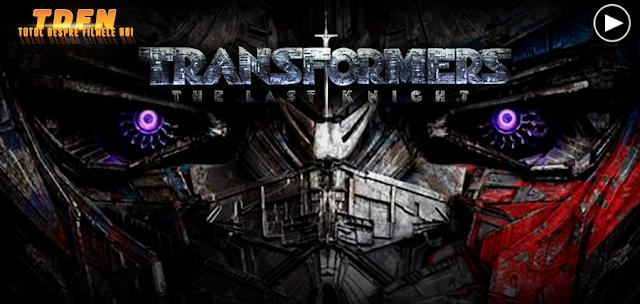 Vezi Primul Teaser Pentru Transformers 5: The Last Knight