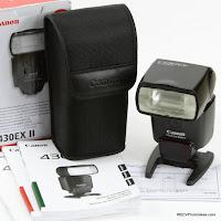 Canon Speedlite 430EX II Reference