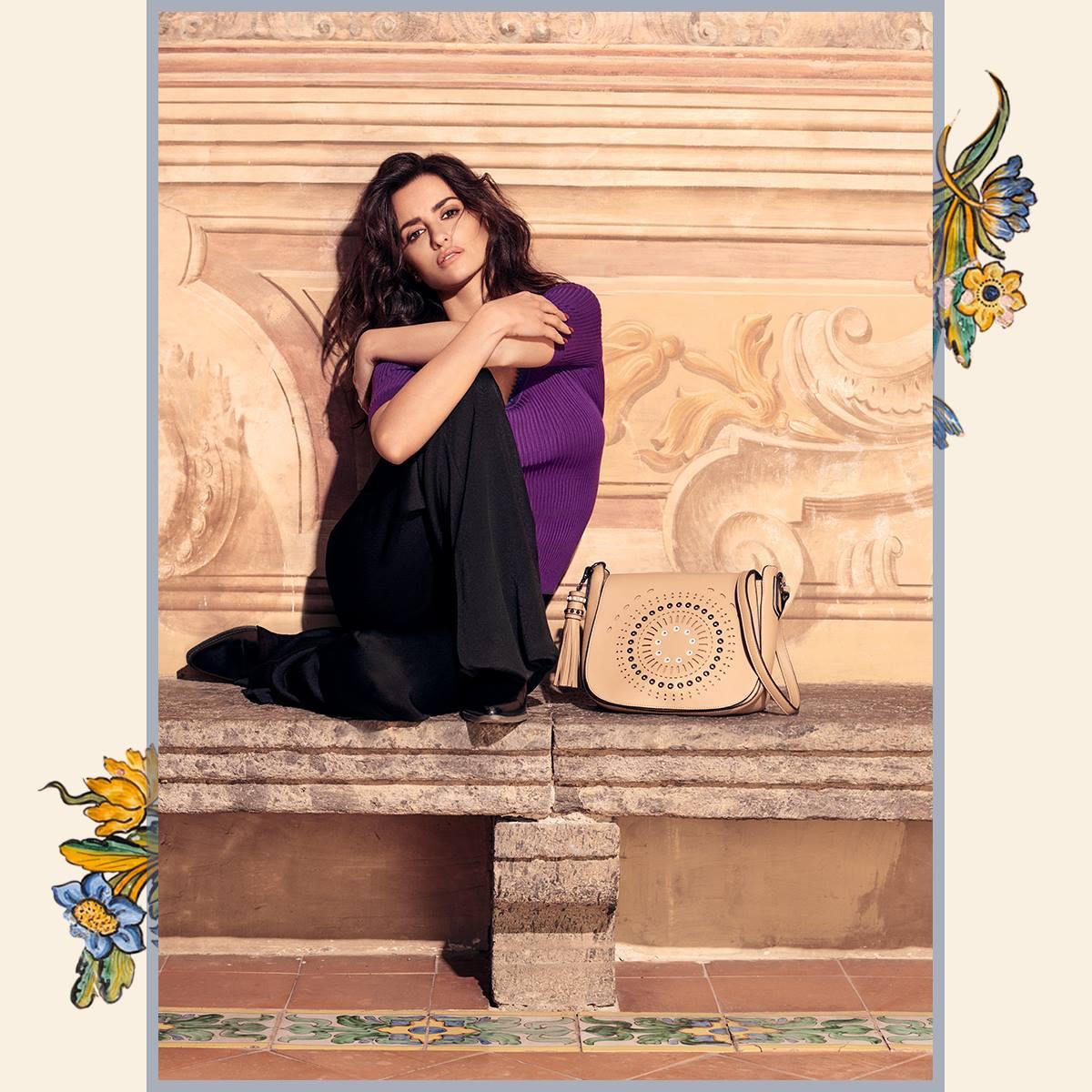 Carpisa | Spring Summer 2018 Campaign starring Penelope Cruz