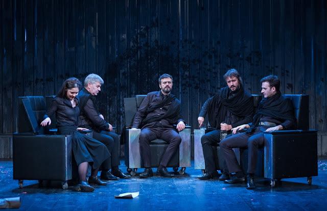 "Iz predstave ""Julije Cezar"", foto: Milan Đurđević"