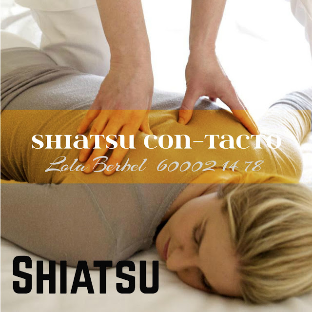 Sesiones de Shiatsu en Mollet del Valles, por Lola Berbel. Actividad patrocinada por Magazine deixalatevaempremta.org