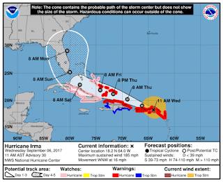 Huracan Irma TheMagicChannelBlog