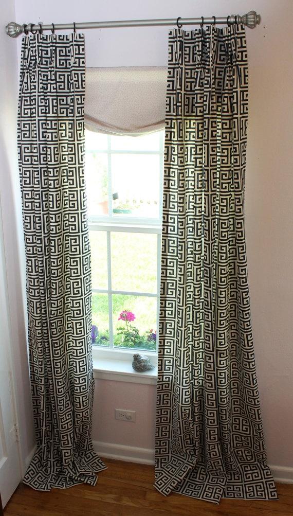 Decorao cortinas estampadas  Jeito de Casa  Blog de Decorao e Arquitetura