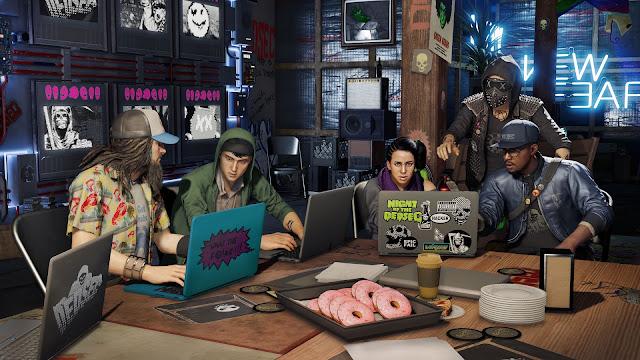 Se comparte el vídeo del nuevo contenido gratuito y del DLC No Compromise de Watch Dogs 2