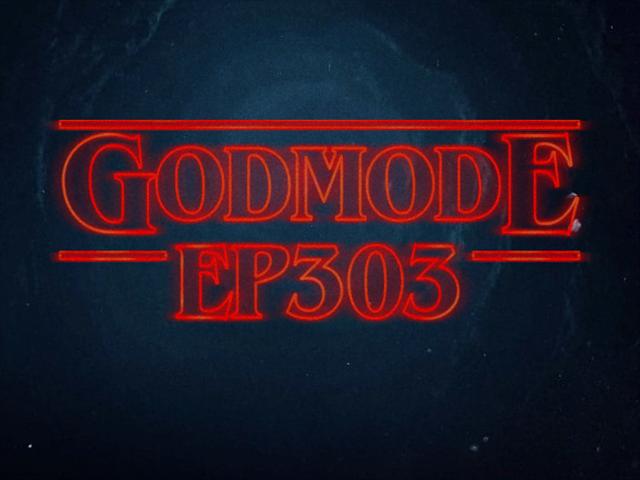 GODMODE 303 - BAGULHOS ESTRANHOS