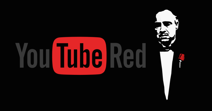 YouTube Red訂閱制下週開跑!每月10美元包影音加串流音樂,你買不買?
