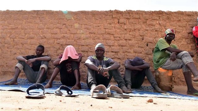 Thousand refugees saved in Niger desert: United Nations