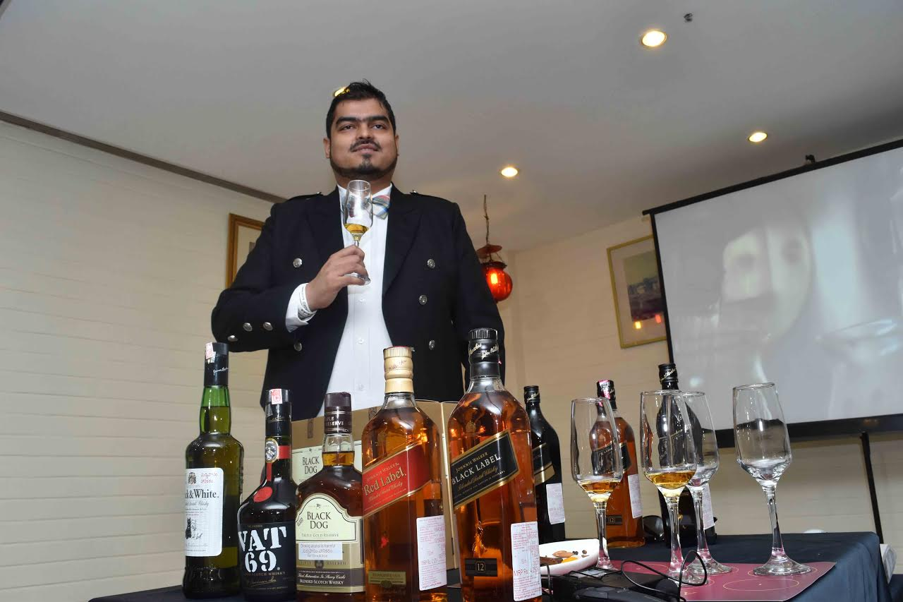Understanding Blended Scotch Whisky: An Interactive Session