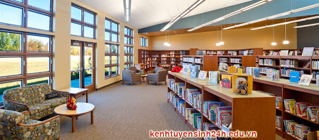 Liên thông Đại học Thư viện Thiết bị trường học