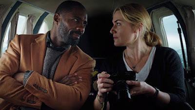 Idris Elba y Kate Winslet, juntos en 'The Mountain Between Us'