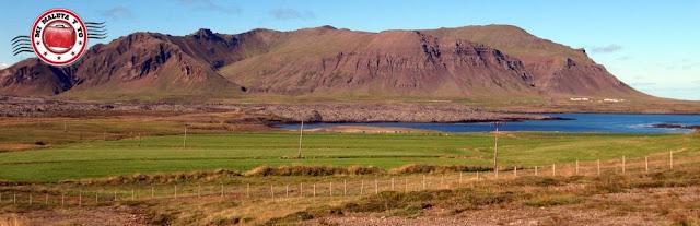 Paisajes de Snæfellsnes, Islandia
