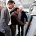 Επίσκεψη του ΥΠΕΣ, Αλέξη Χαρίτση, στο Εθνικό Τυπογραφείο