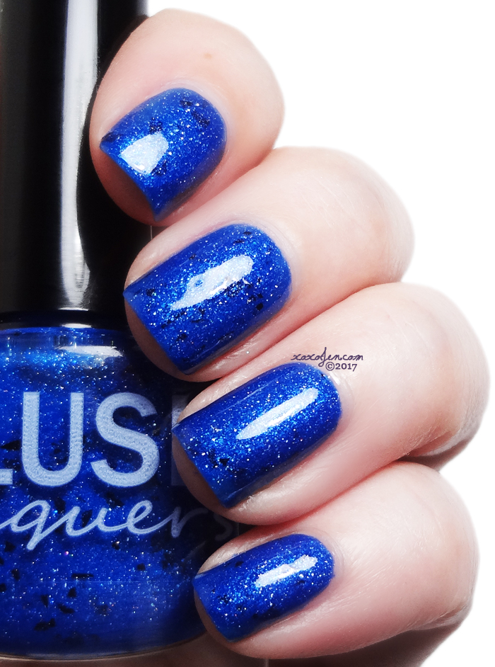 xoxoJen's swatch of Blush Blue a Fuse